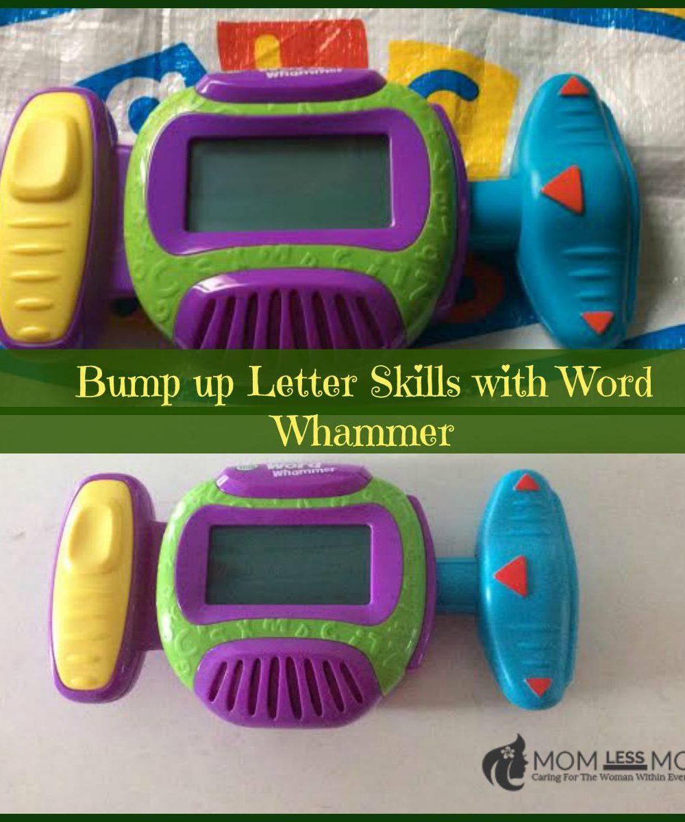 LEapfrog Learning Toys- Word Whammer