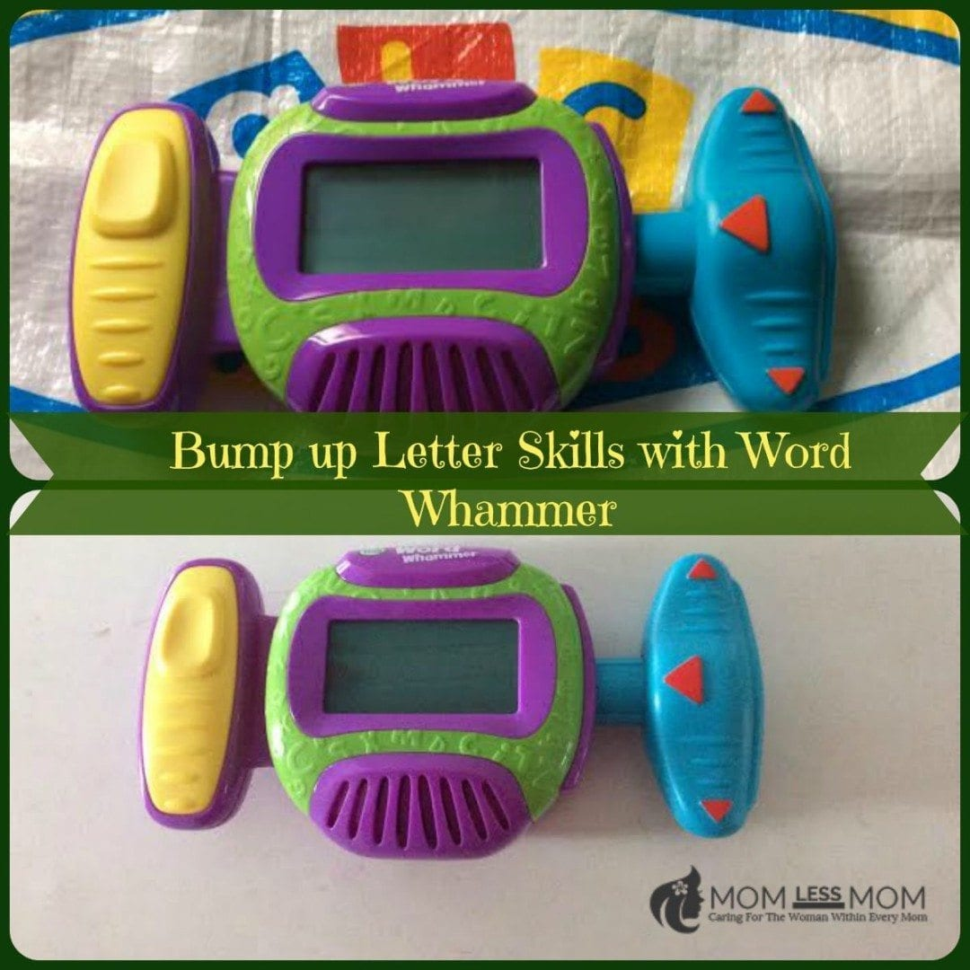 LEapfrog Learning Toys- Word Whammer