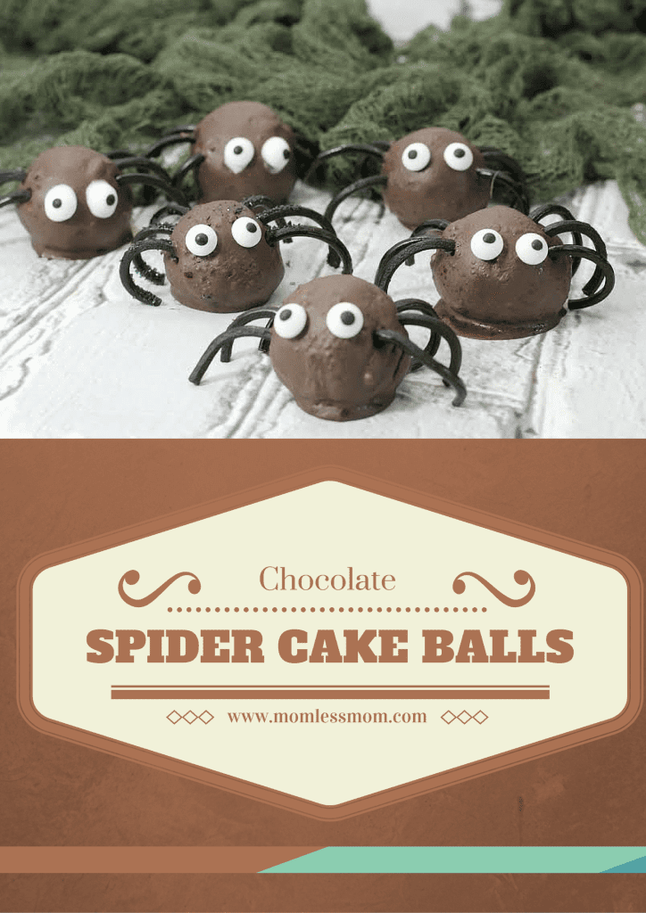 Easy Chocolate Cake Balls Recipe