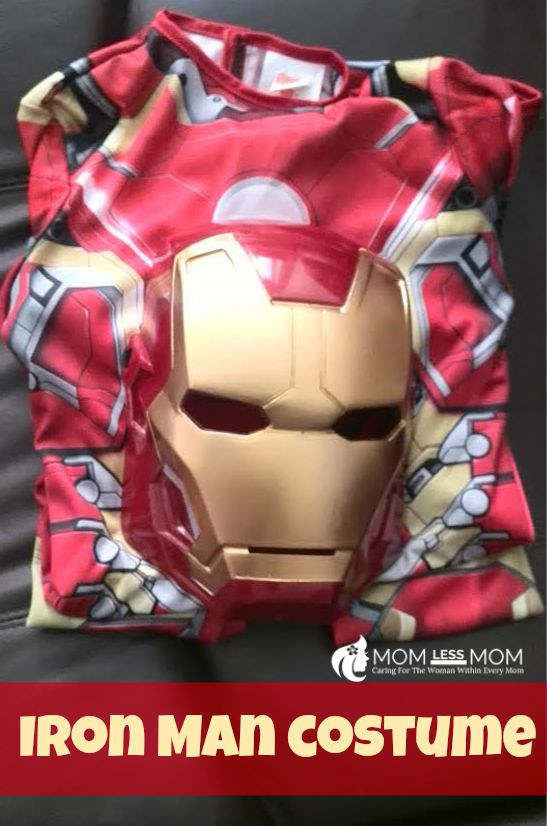 Iron Man Costume from Costume Super Center