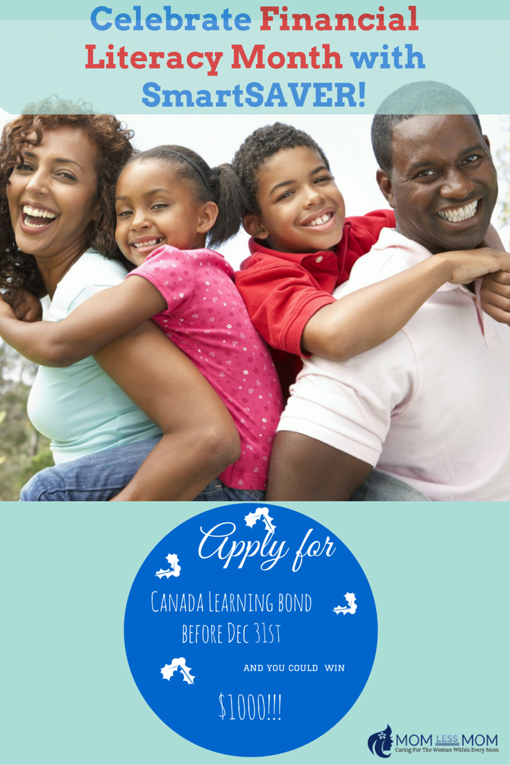 Canada Learning Bond Program through SmartSAVER