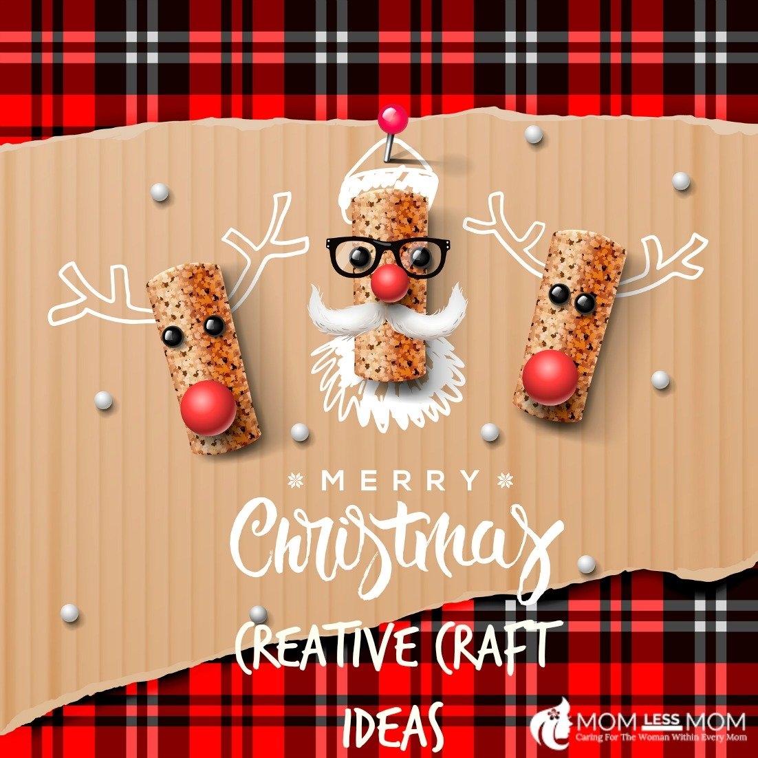 Best 28 creative christmas craft ideas top 20 for Creative christmas ideas
