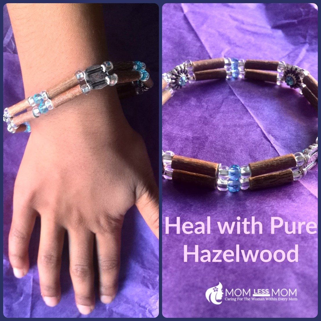 Heal with Pure Hazelwood