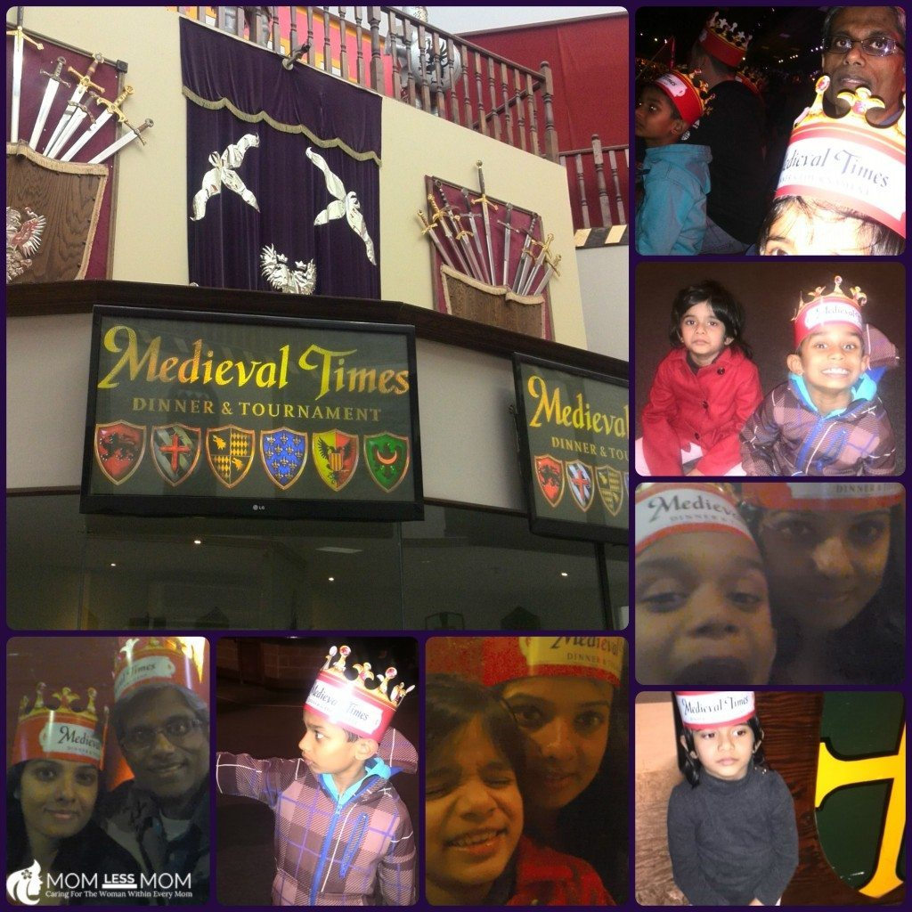 Medieval Times Dinner and Tournament Giveaway