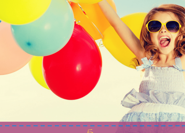 Creative Summer Birthday Party Ideas for Girls