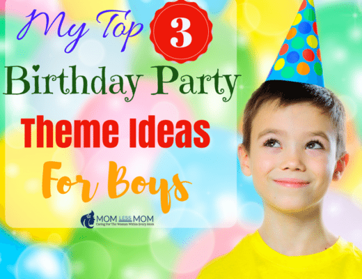 birthday party ideas Archives MomLess Mom