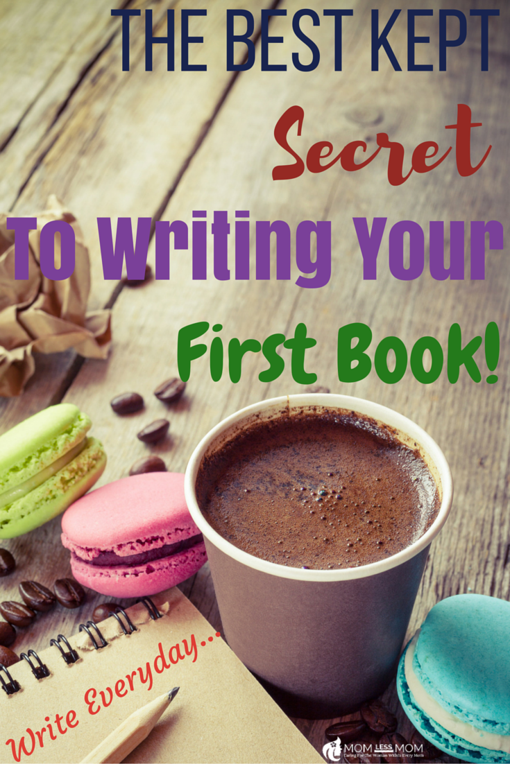 Writing your First book Checklist