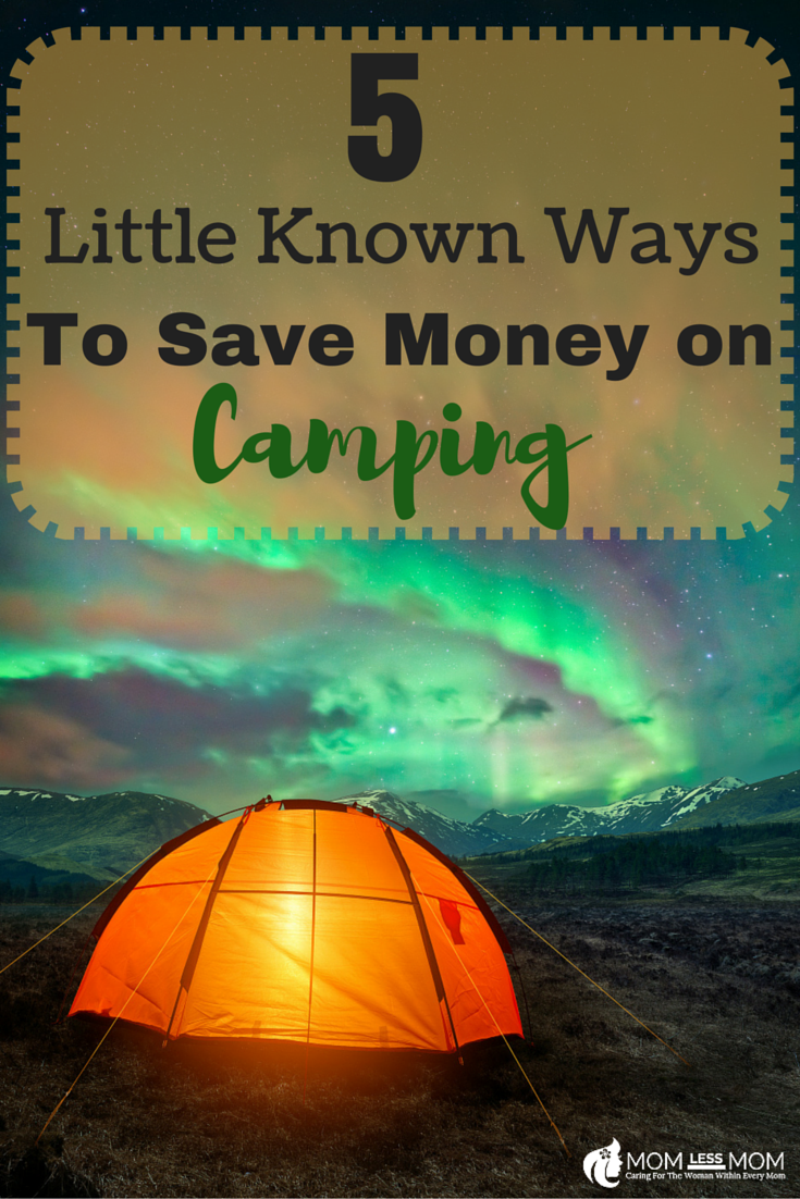 Little Known Ways to Save Money on Camping