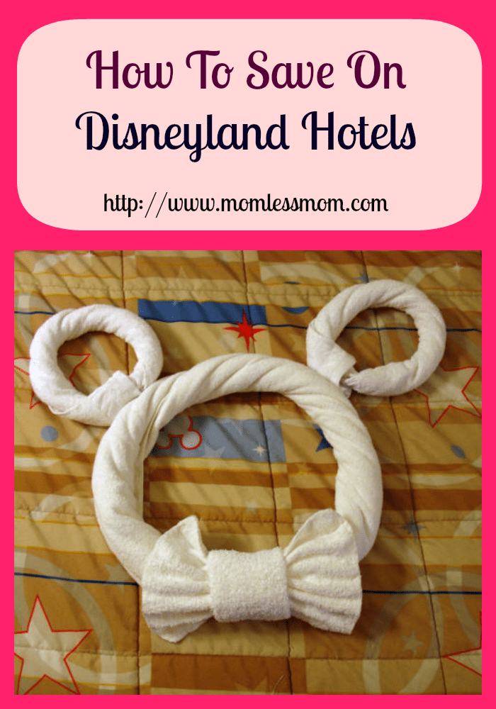 How to Save on Disneyland Hotels