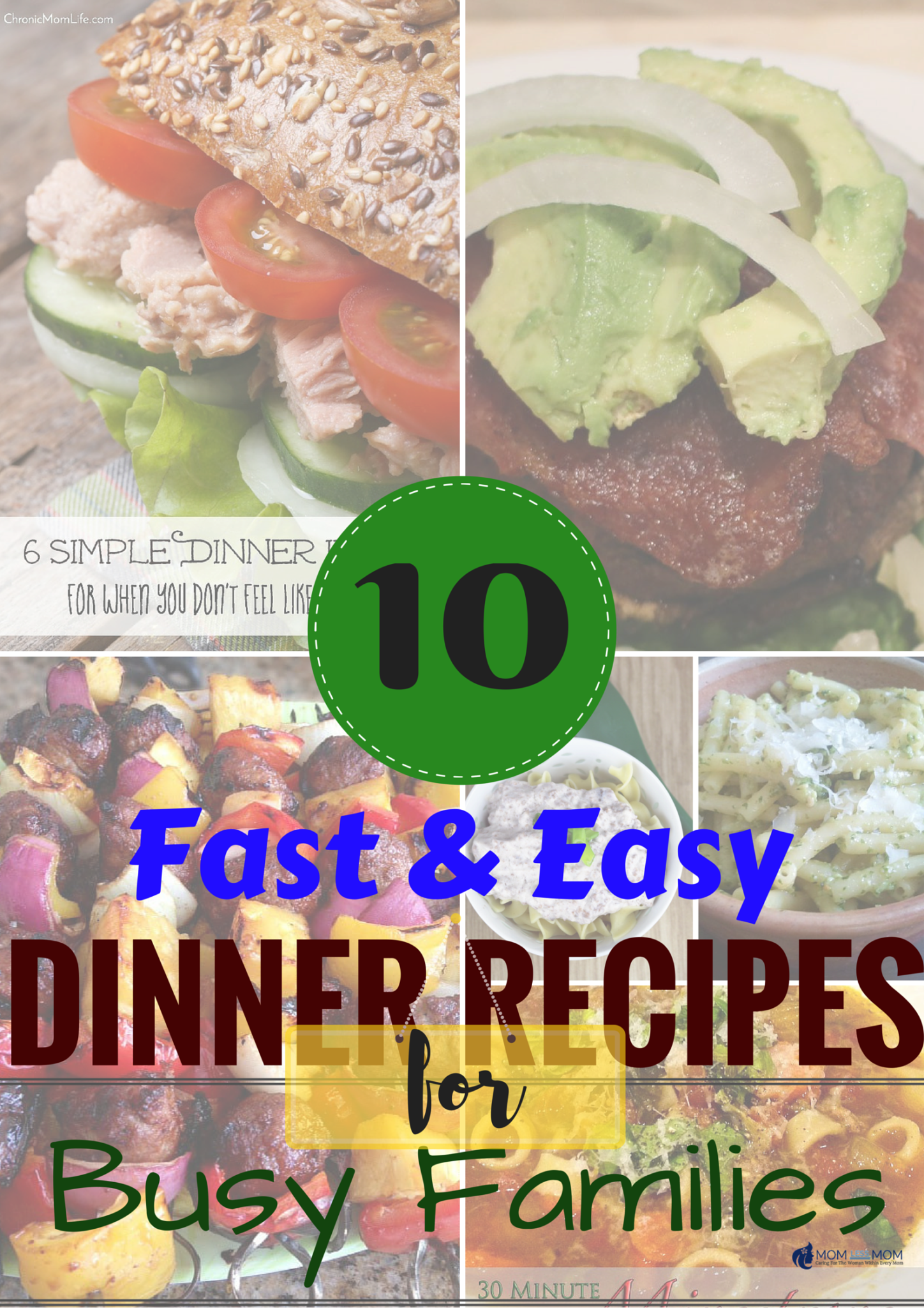Fast and Easy Dinner Recipes for Busy Families