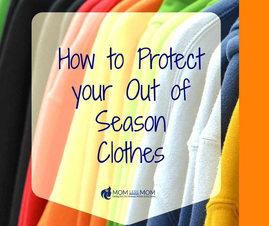How to Protect your Out of Season Clothes