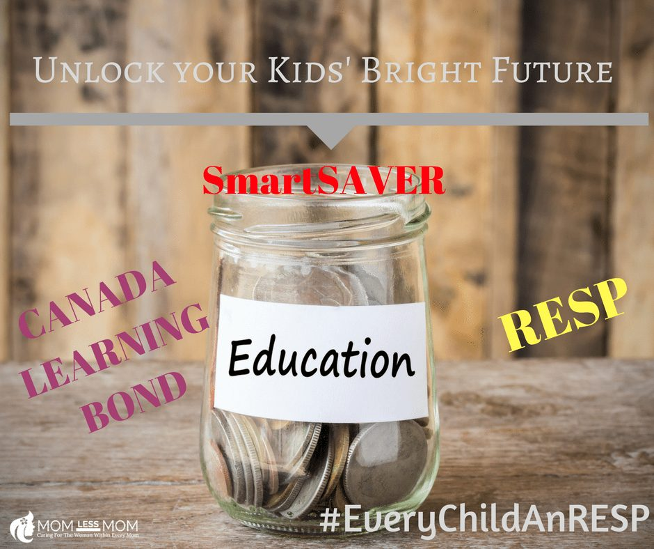 Open up an RESP today to secure your child's future. SmartSAVER can help.