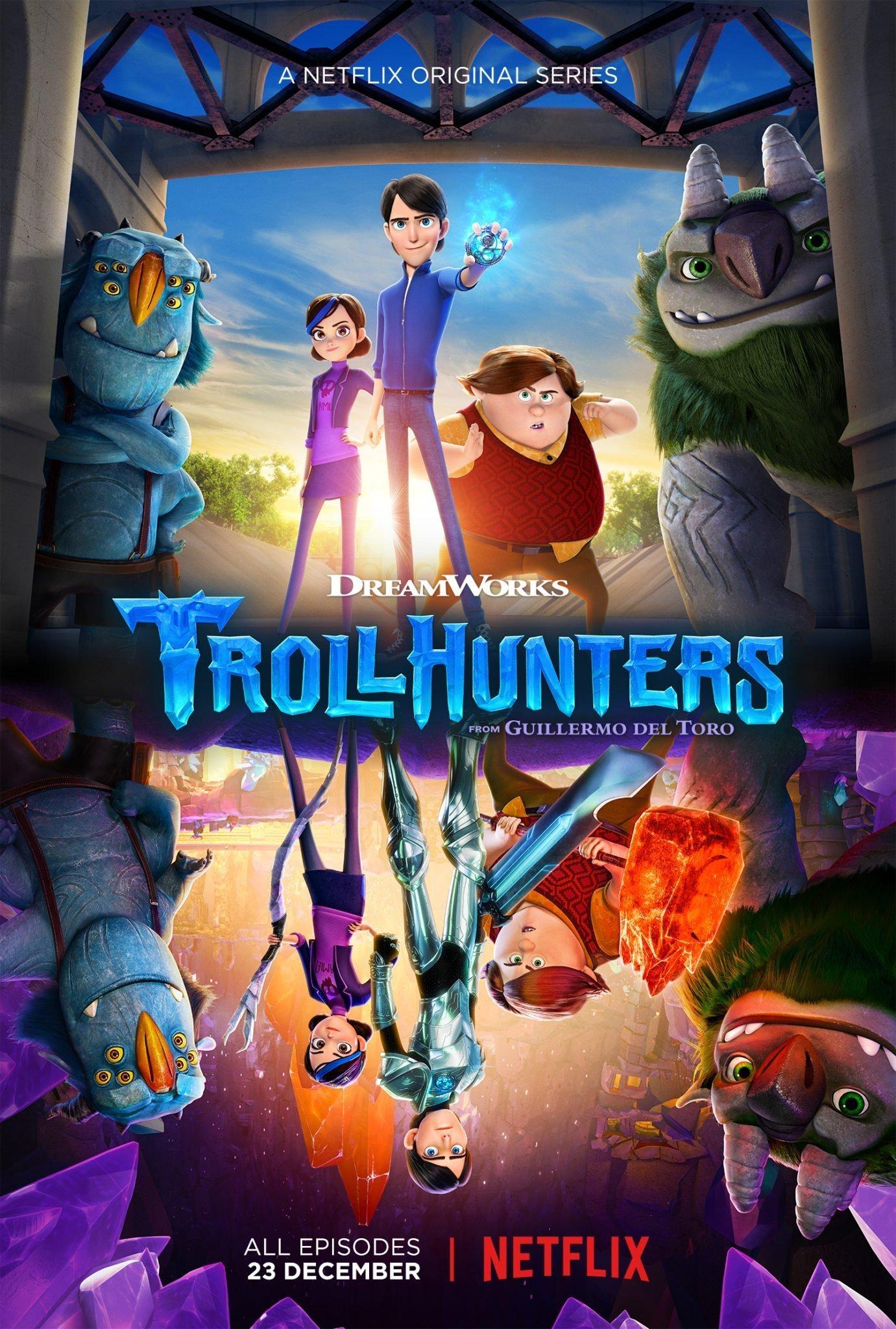 Troll Hunters on Netflix