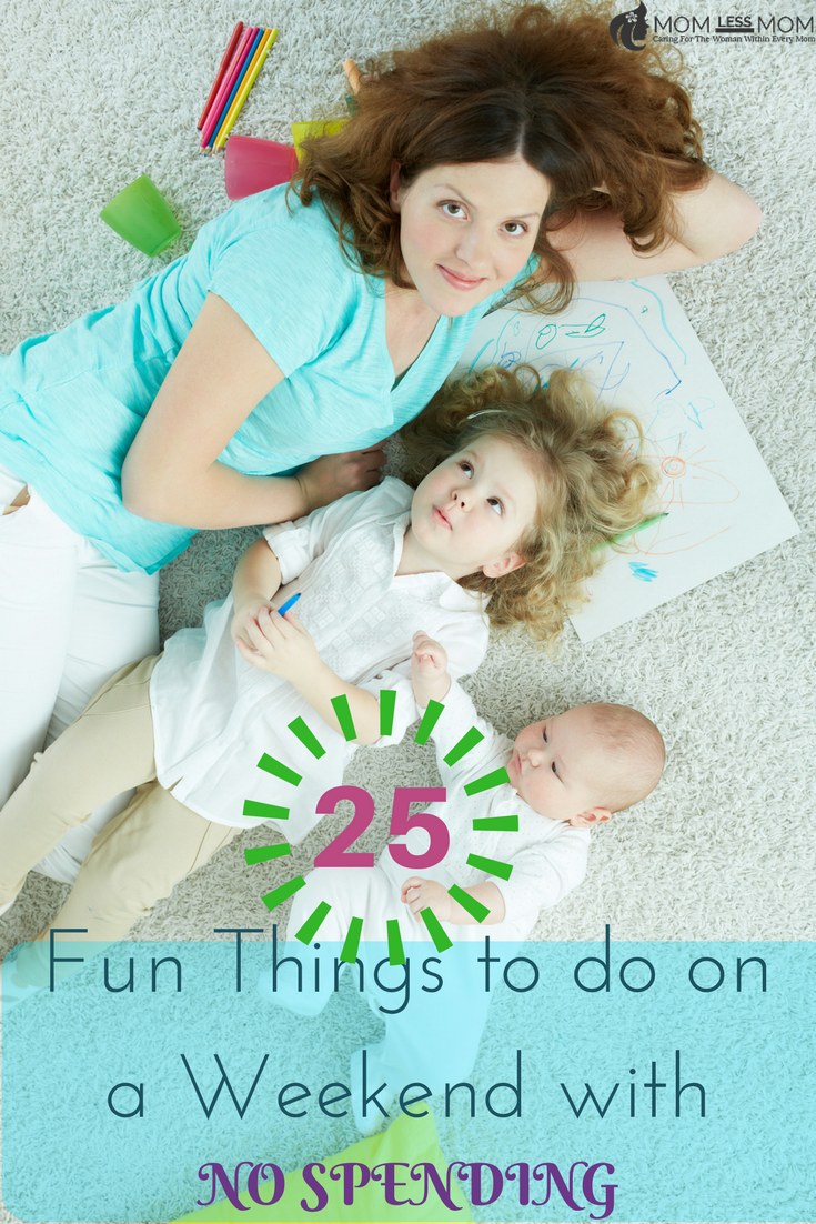 25 Fun Things to do on a Weekend with NO Spending