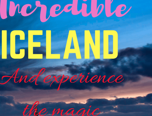 Visit Incredible Iceland and experience the magic