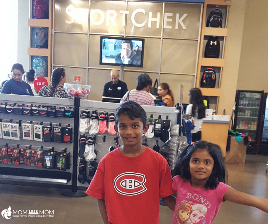 Shop Quality Shoes from Sport Chek this Back to School