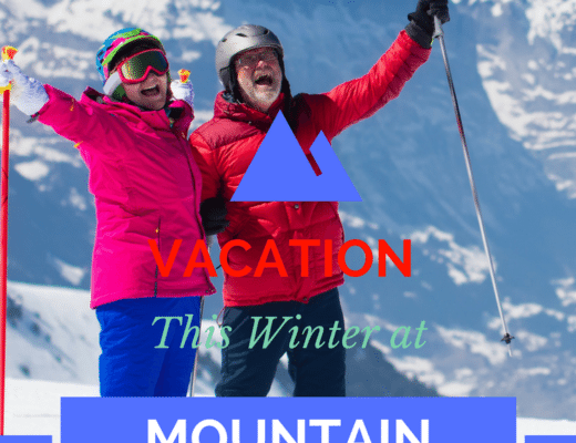 Vacation Winter Getaway at Mountain Resorts