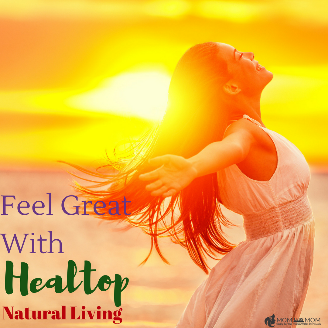Natural Living Vitamins and supplements at Healtop