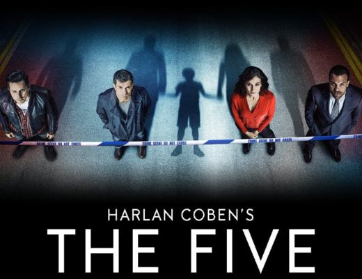 The Five British Crime Show on Netflix