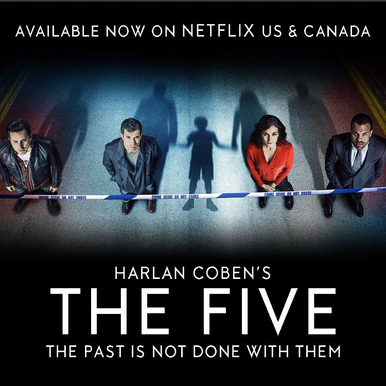 The Five British Crime Show on Netflix