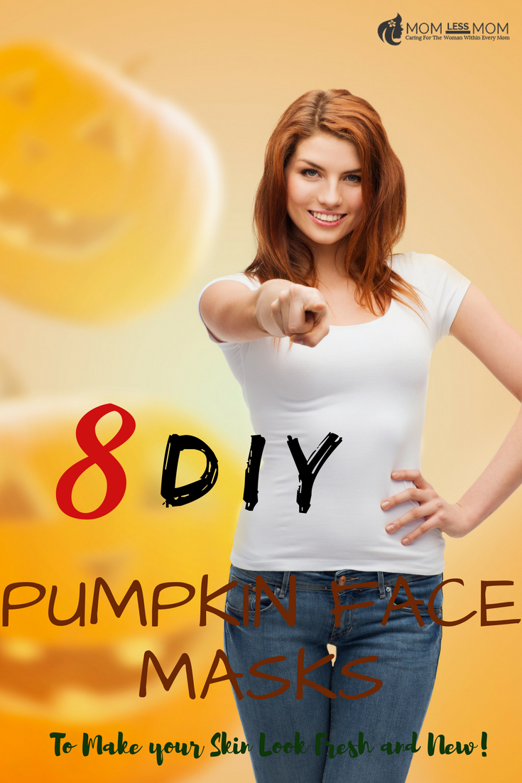 8 DIY Pumpkin Face Masks for a younger looking skin