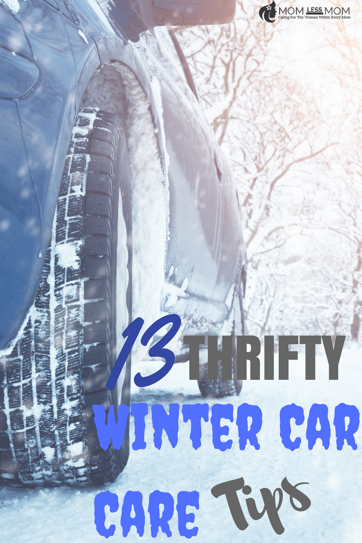 13 Thrifty Winter Car Care Tips and Hacks