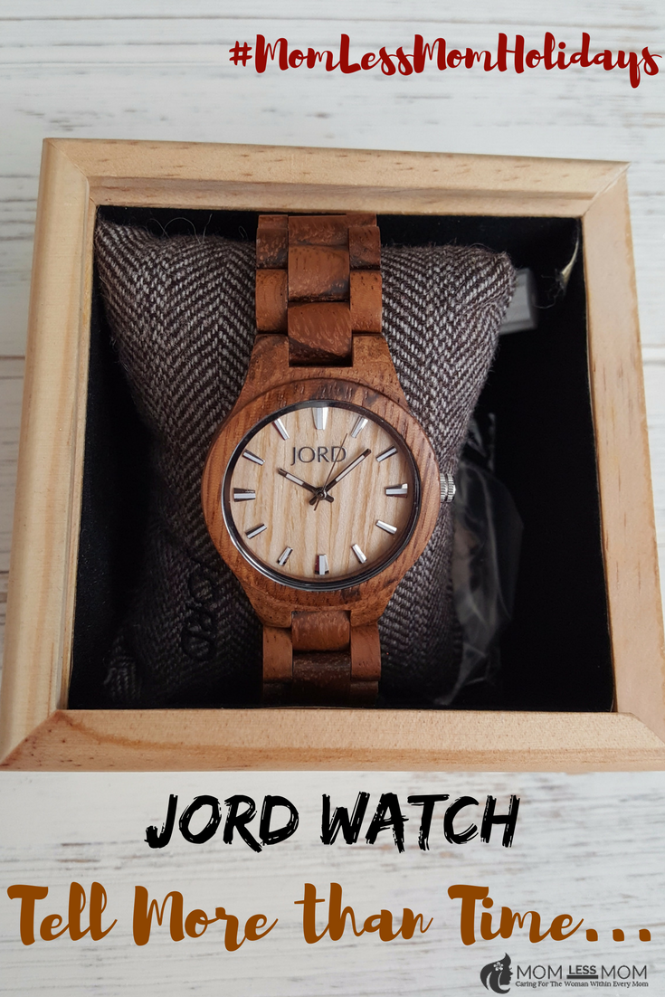Jord Watch-Tell More than Time