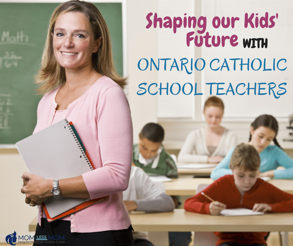 Shaping our Kids' future with Ontario Catholic school teachers