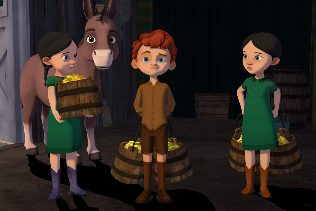 Spirit Riding Free - S3 on Netflix