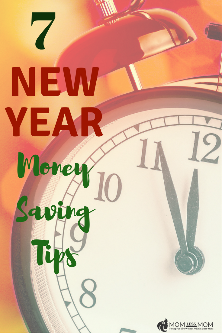 7 New Year Money Saving Tips