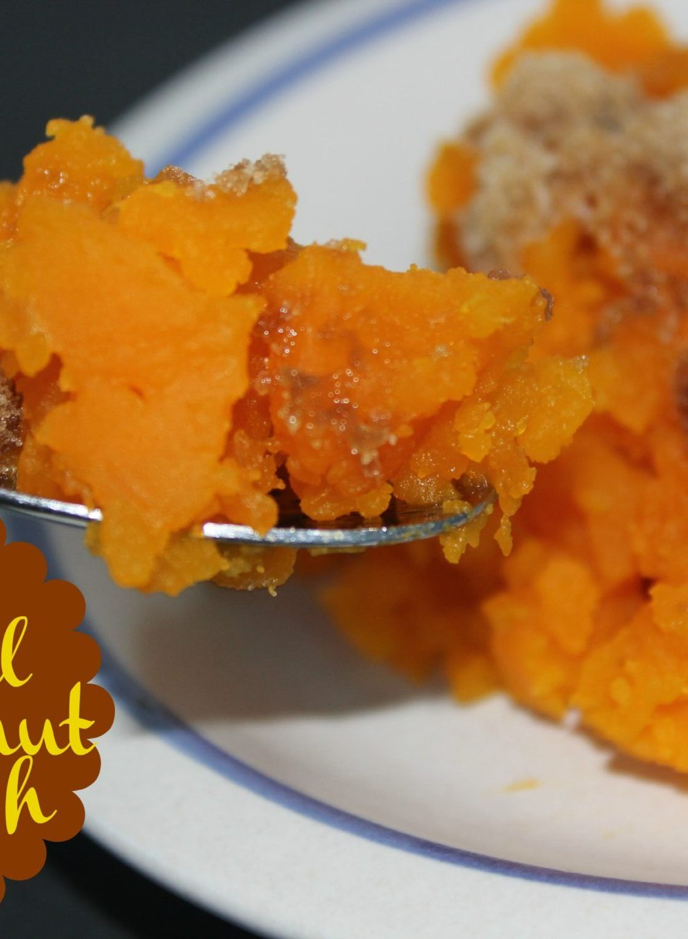 Super Easy Baked Butternut Squash Recipe