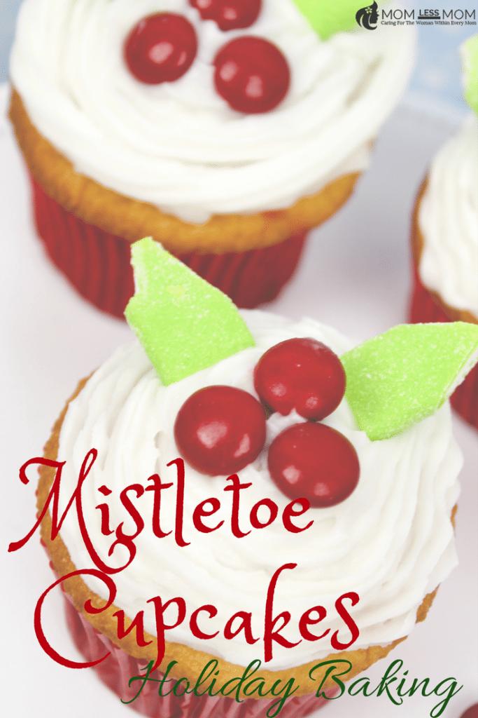 Mistletoe Cupcakes Recipe