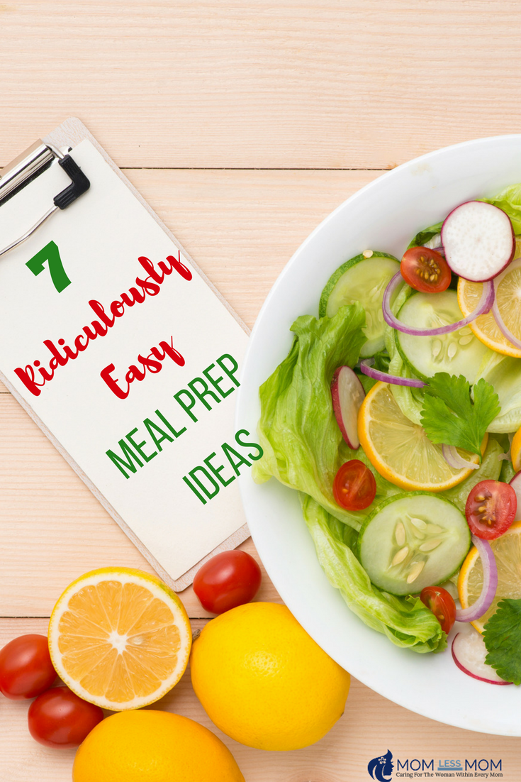 Menu planning is so important for keeping our budget and stress level in check during the week. these 7 ideas that will change your weekly menu planning forever