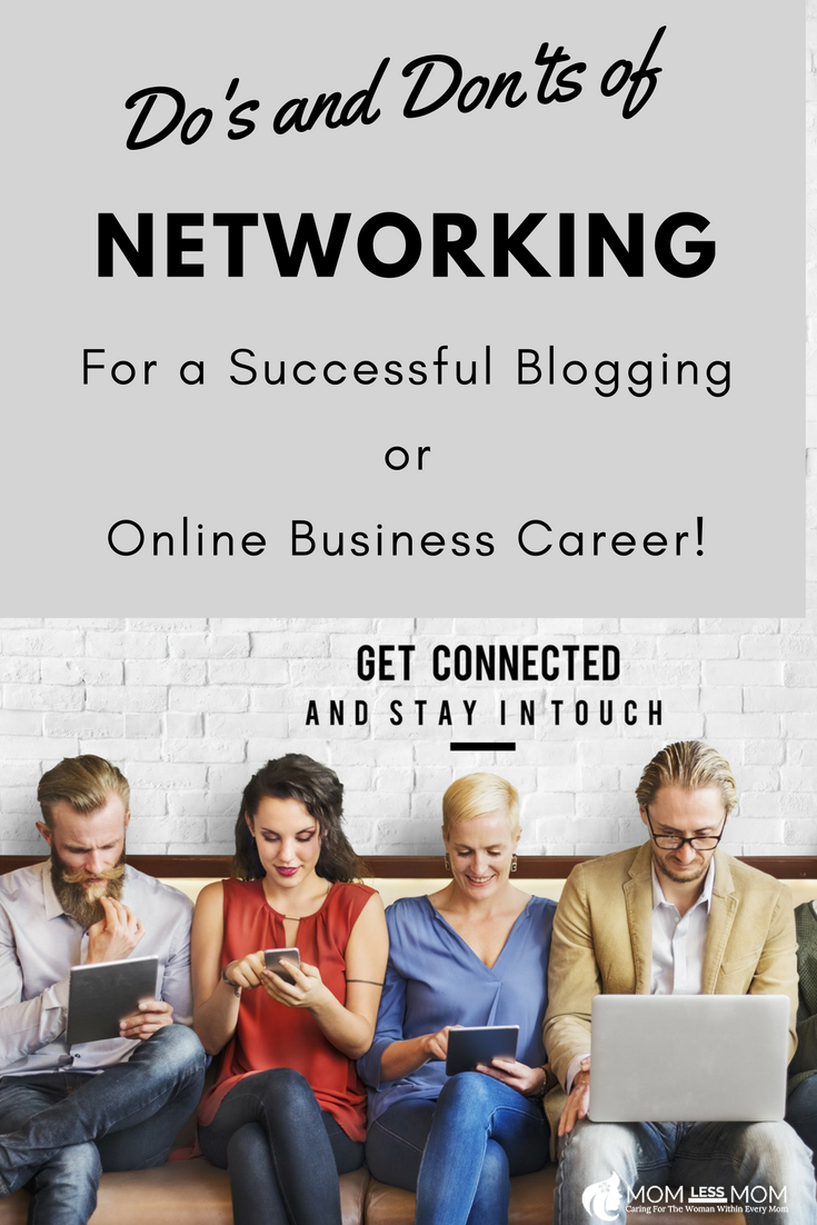 Do's and Don'ts of Networking in the Blogging world