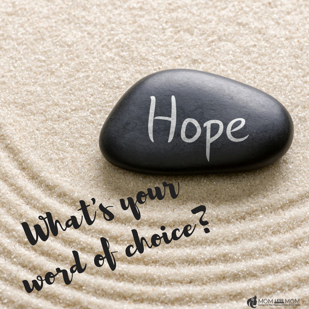 Choose Hope and Happy in the New Year!