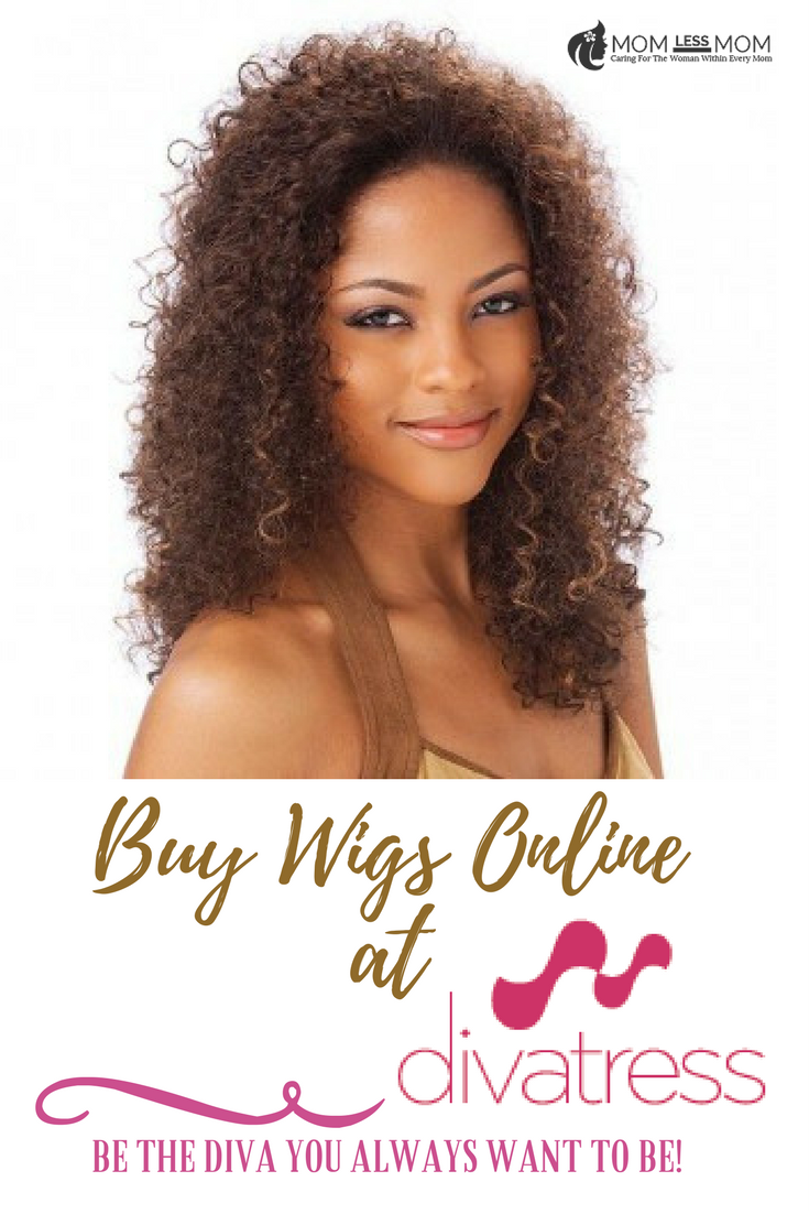Buy Wigs online at DivaTress