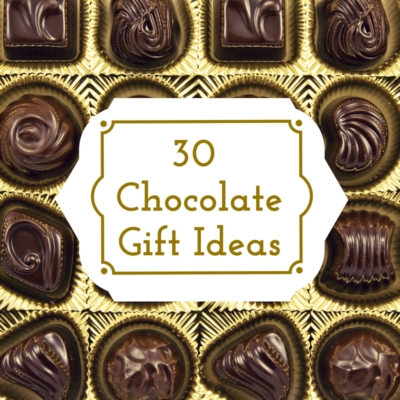 30 Chocolate Gift Ideas for Mothers day