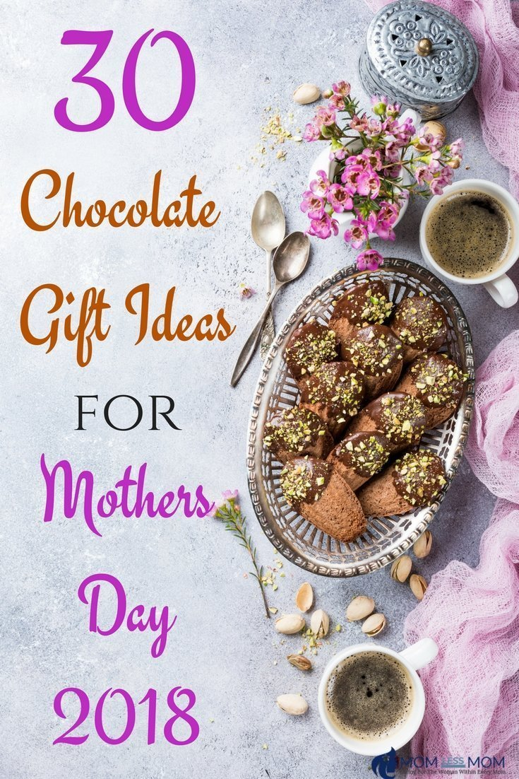 Unique Chocolate Gift Ideas Mothers day 2018