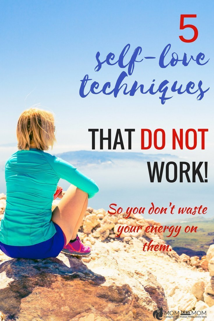 Self-love techniques and practices