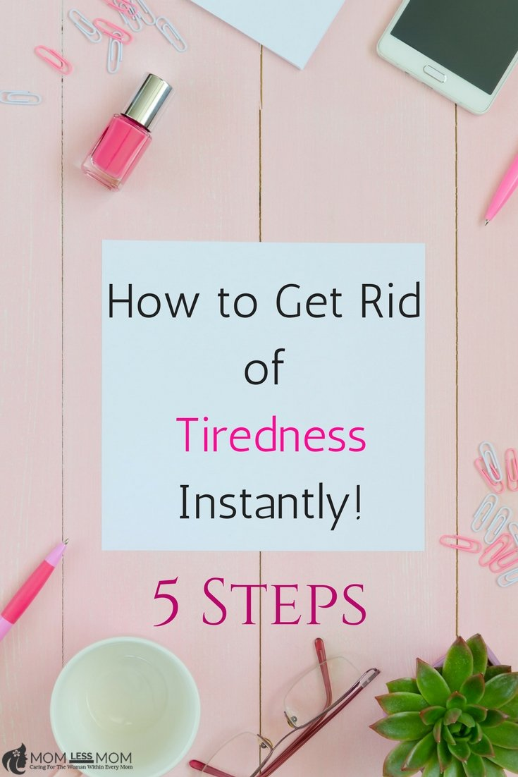 How to get rid of tiredness Instantly!