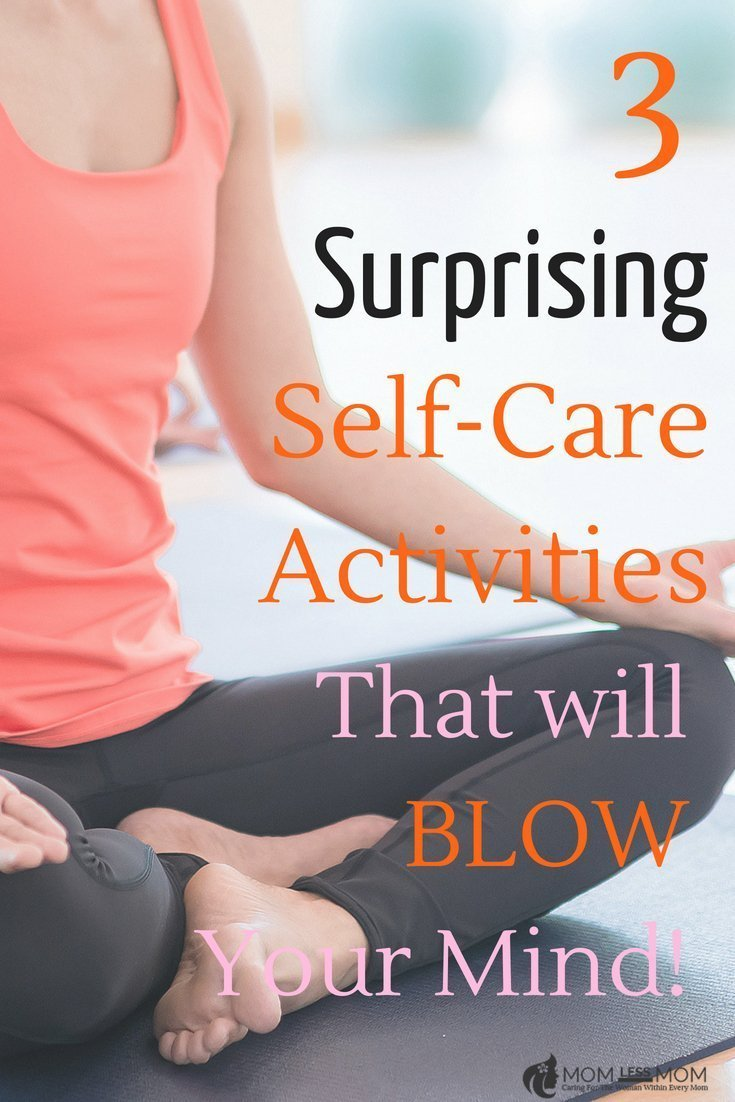 Wondering about the unconventional ways you can practice self-care? Why not check out these 3 Surprising Self-Care Activities that will Blow your Mind?  #selfcare #selflove #personalcare
