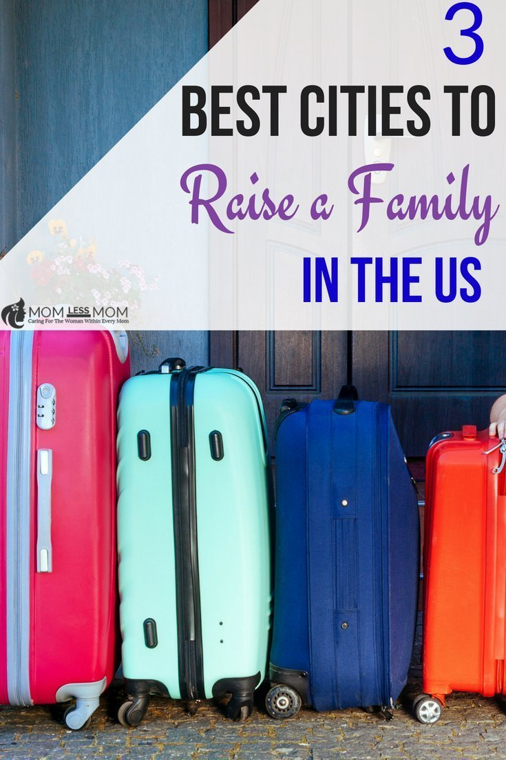 If you are considering moving cities within the US or thinking of moving to the US and wondering which cities are the most family friendly, i have a list you should look at! #moving #movinginternationally #familytravel