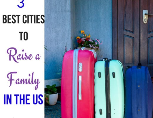 3 best cities to raise a family in the US