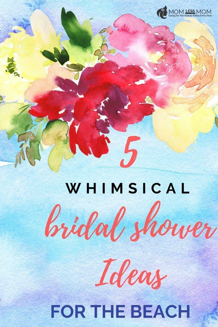 Beach Bridal Shower Theme Ideas