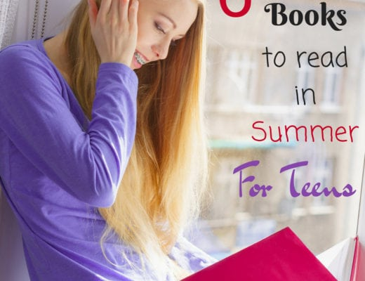 6 best books to read in summer for teens