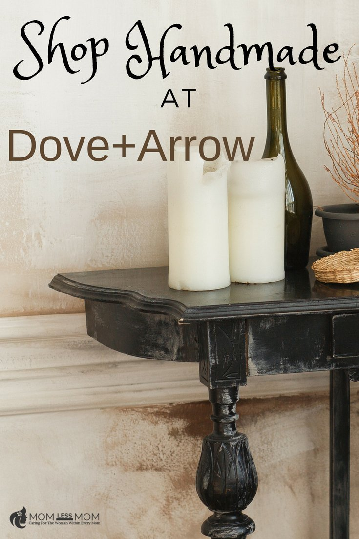 If you support local makers and passionate about handmade items, why not give Dove+Arrow a try? A quaint boutique that gives you all the feels of artisan quality and all things vintage! #shoplocal