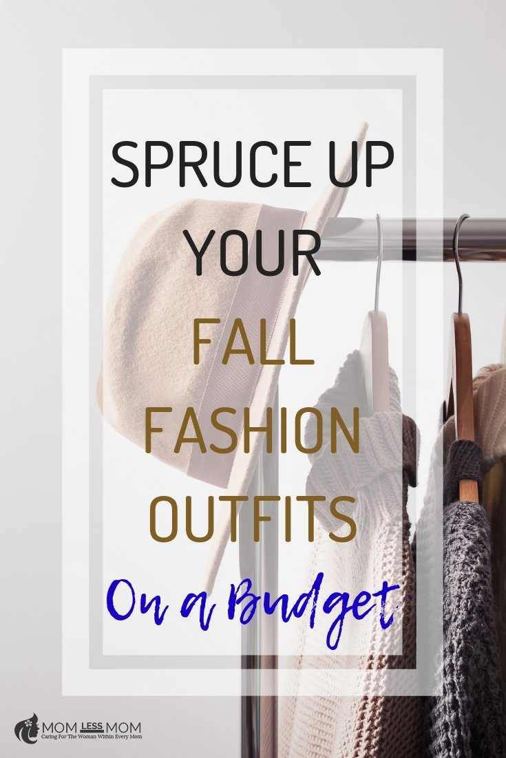 Spruce up fall fashion outfits on a budget