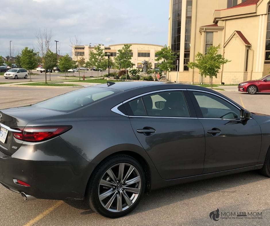 Mazda6 Signature 2018 Review