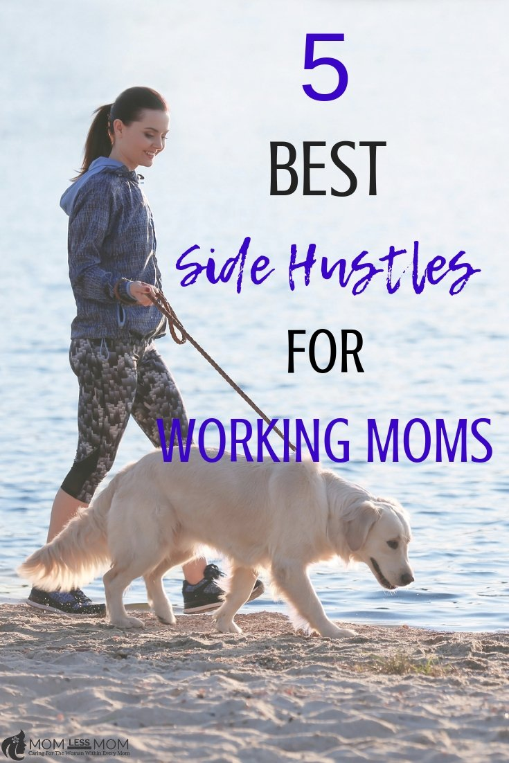 Best side hustles for working moms to make extra cash