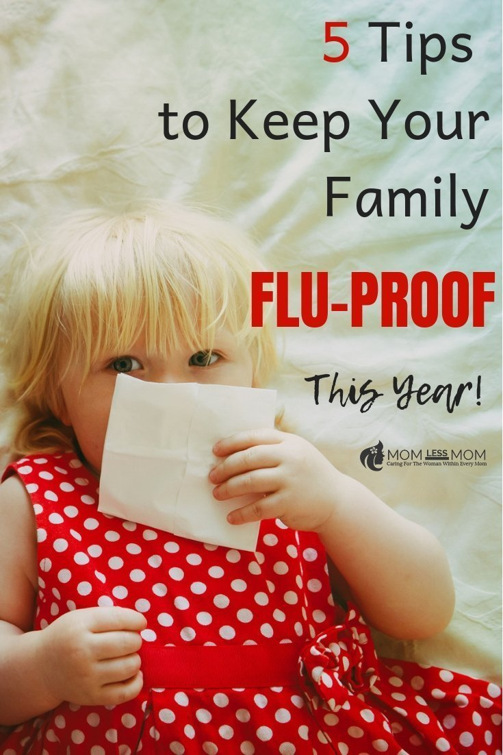 Stay healthy this cold and flu season by sticking to these preventive measures! #fluprevention